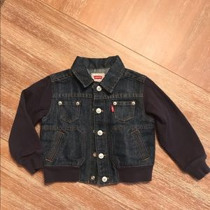 Toddlers Levi jacket